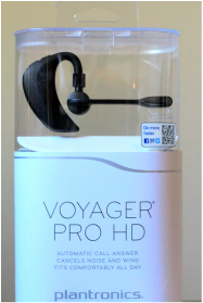 Plantronics Voyager Pro HD Review